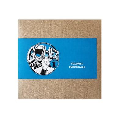 Gomez GZ CD: Live Series 1