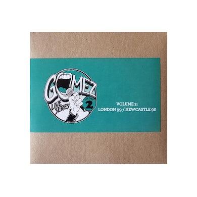 Gomez GZ CD: Live Series 2
