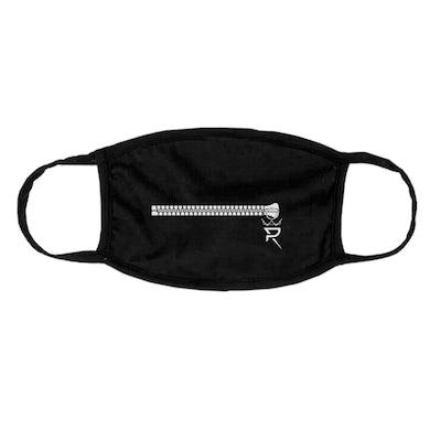 Prince Royce Black Face Mask-Zipper