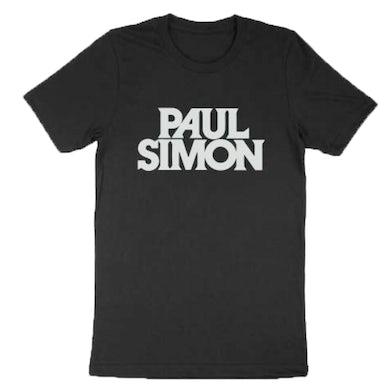 """Paul Simon """"Pony Logo"""" T-Shirt"""