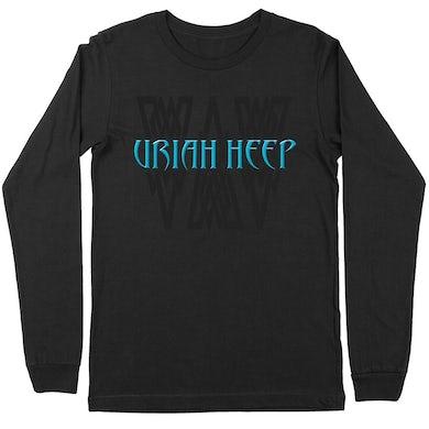 """Teal Logo"" Long Sleeve T-Shirt"