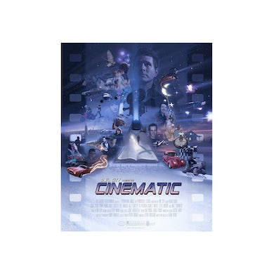 Owl City AUTOGRAPHED 18 x 24 Movie Poster