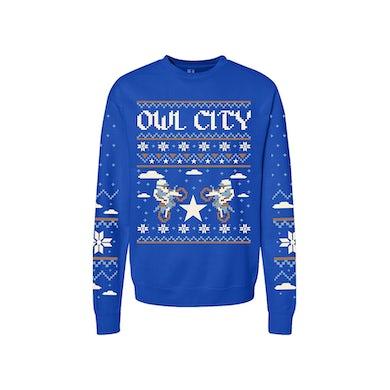 Owl City Dirt Bike Christmas 2020 (Royal)