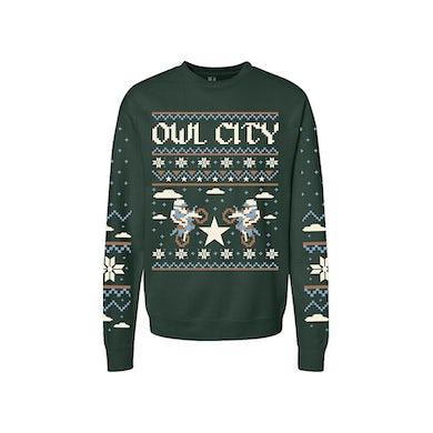 Owl City Dirt Bike Christmas 2020 (Forest)