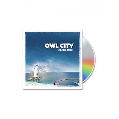 Owl City Ocean Eyes CD