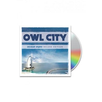 Owl City Ocean Eyes (Deluxe Version) CD