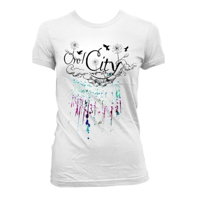 Owl City Girls Raincloud