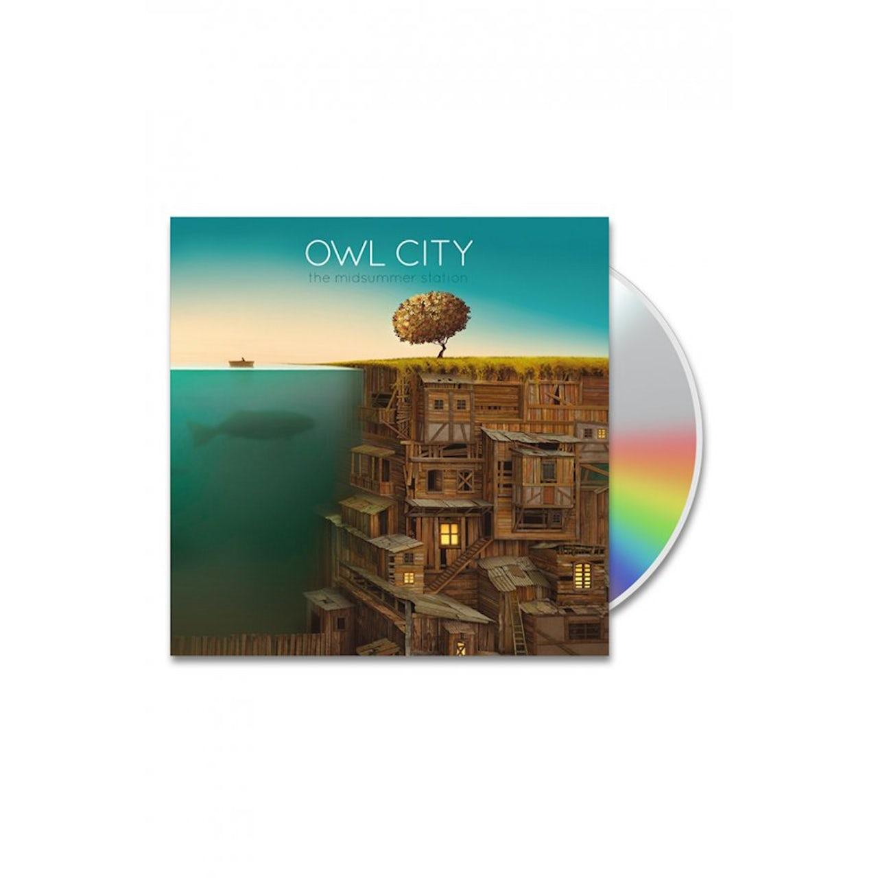 Owl City The Midsummer Station CD