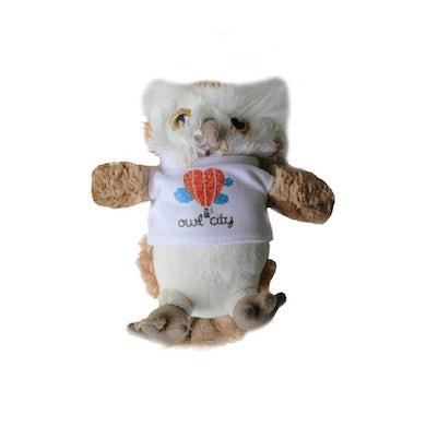 Owl City OC Stuffed Owl