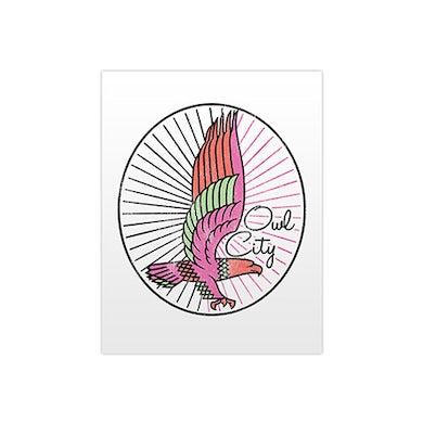 Owl City Wingspan Pocket Folder