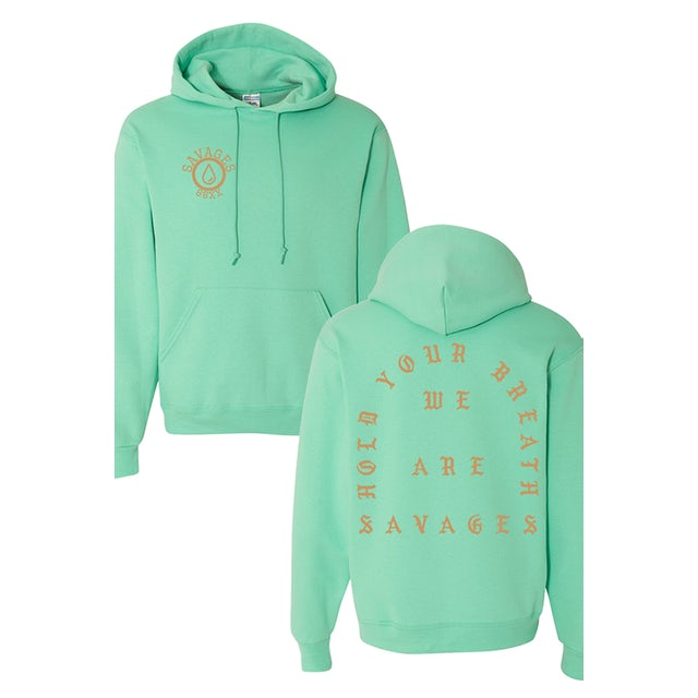 Breathe Carolina Hold Your Breath Pullover Hoodie