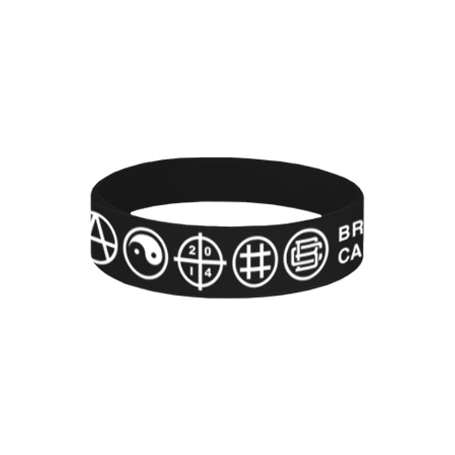 Breathe Carolina Meta Wristband