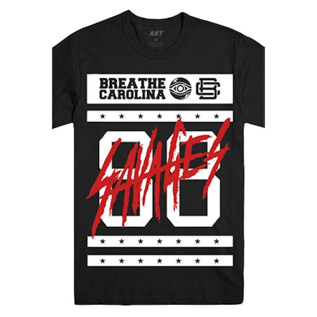 Breathe Carolina Moto Tee (Black)