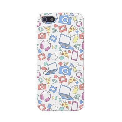 Tyler Oakley Iconic iPhone Case