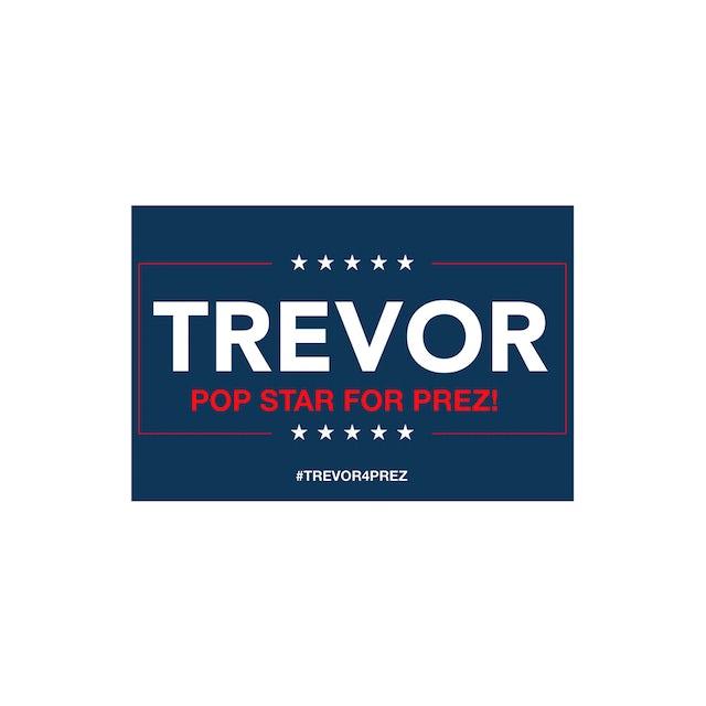 Trevor Moran Trevor4Prez Campaign Poster (18x24)