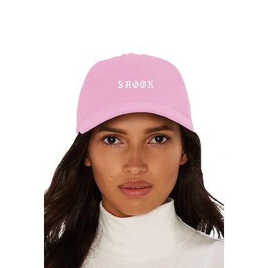 Shook Dad Hat (Pink)