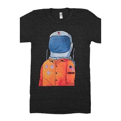 Dr. Dog Spaceman Tee (Tri-Black)