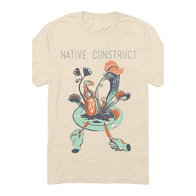 Native Construct Plant Plate Tee (Natural)