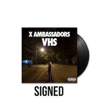 X Ambassadors VHS LP (Signed) (Vinyl)