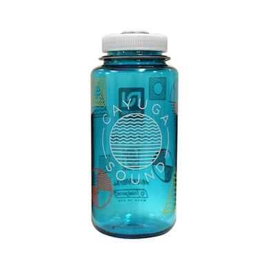 X Ambassadors Cayuga Sound Water Bottle (Blue)