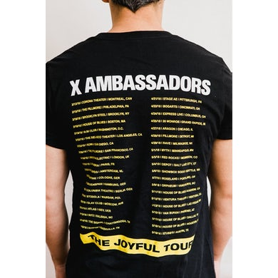 X Ambassadors Bouquet Spring Tour Tee