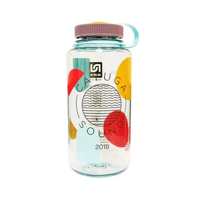 X Ambassadors Cayuga Sound Water Bottle (Clear)