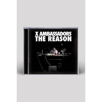 X Ambassadors The Reason EP CD (Vinyl)