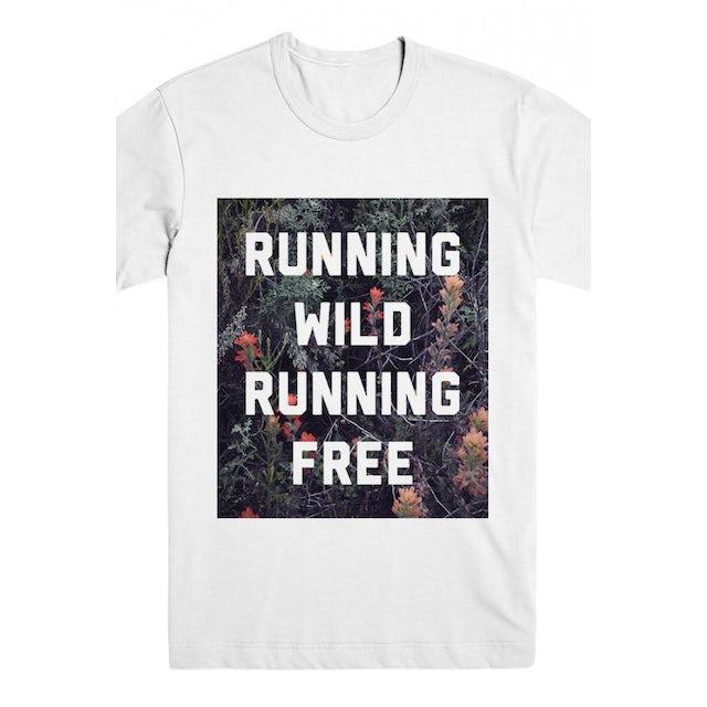 X Ambassadors Running Wild Tee (White)