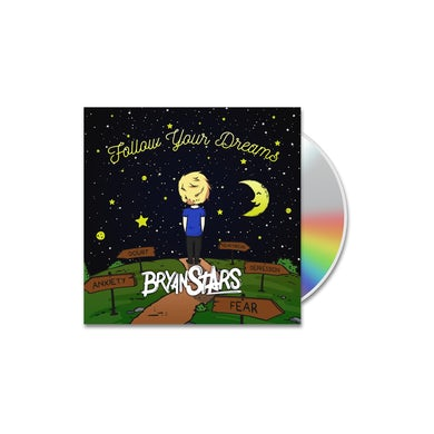 BryanStars Follow Your Dreams CD (Signed)