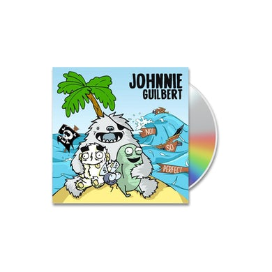 Johnnie Guilbert Not So Perfect CD (Signed)