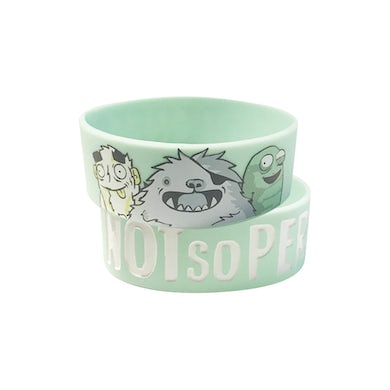 Johnnie Guilbert Not So Perfect Wristband