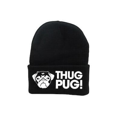Johnnie Guilbert Thug Pug Beanie