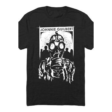 Johnnie Guilbert Gas Mask Shirt