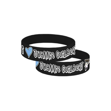 I Heart Johnnie Wristband