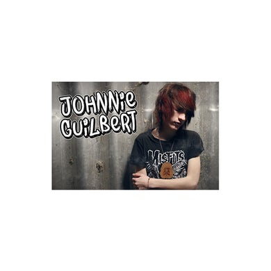 Johnnie Guilbert Johnnie Misfit 18x24 Signed Poster