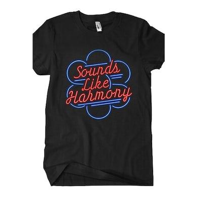 Sounds Like Harmony Neon Tee
