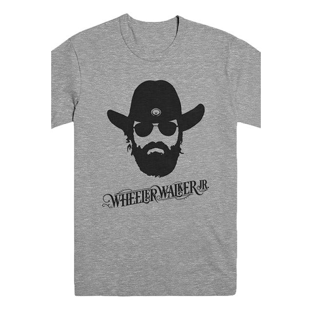 Wheeler Walker Jr Ol Wheeler Tee (Deep Heather)