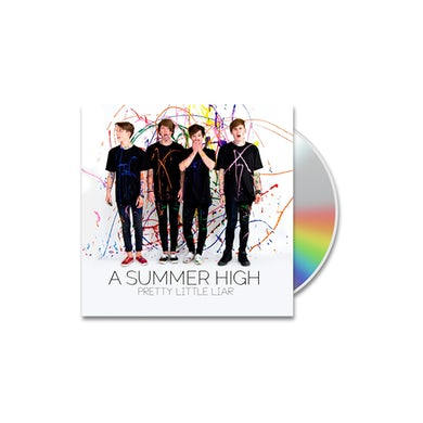 A Summer High Pretty Little Liar CD