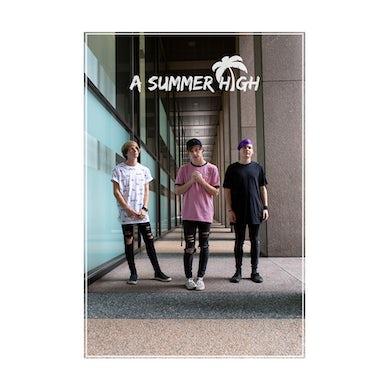 A Summer High Poster