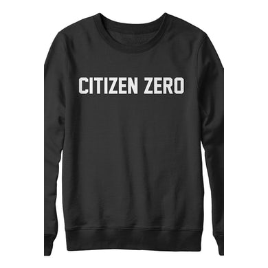 Citizen Zero Athletic Crewneck Sweater