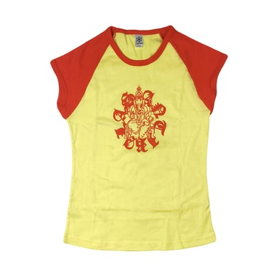 Antibalas Womens Ganesh Tee (Yellow)