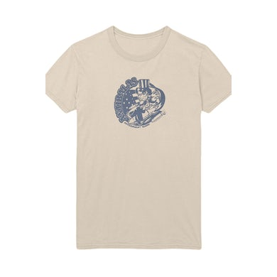 Antibalas Womens Government Tee (Tan)