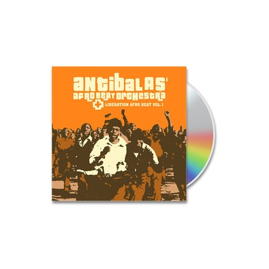 Antibalas Liberation Afro Beat Vol. 1 CD