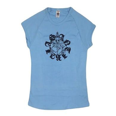 Antibalas Womens Ganesh Tee (Baby Blue)