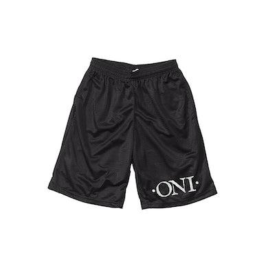ONI Logo Mesh Shorts