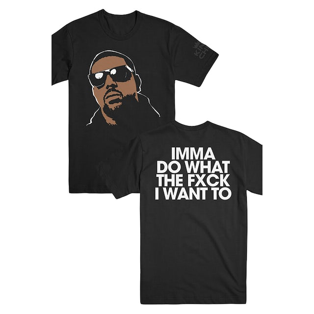 King Chip Imma Do Tee (Black)