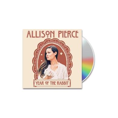 Allison Pierce Year of the Rabbit CD
