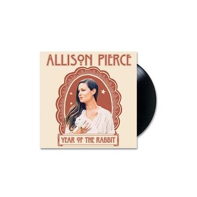 Allison Pierce Year of the Rabbit Vinyl