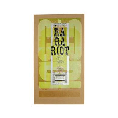 Ra Ra Riot  2007 Autumn Tour
