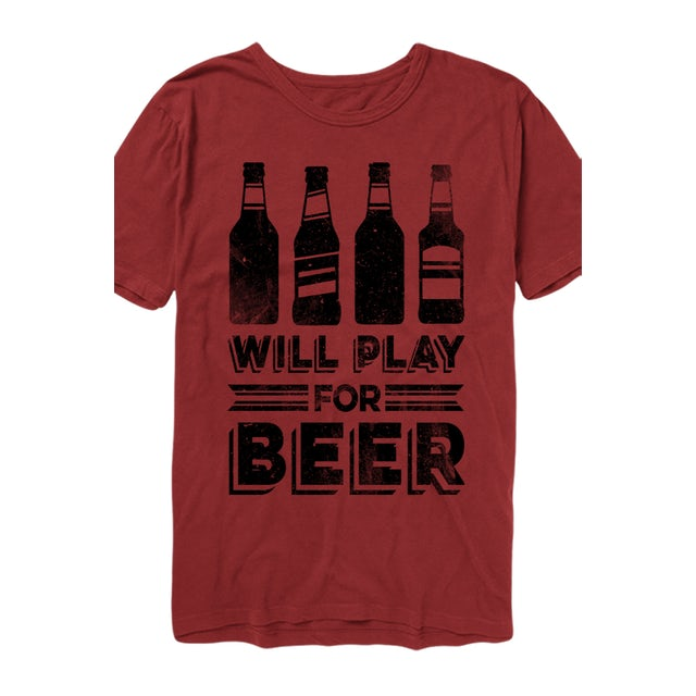Meytal Cohen The Beer Tee (Red)